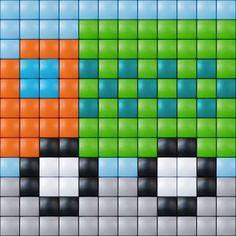 #pixelhobby #pixelen #pixelgift #hobbyproduct #knutselen #creatief #pixels #inspiratie #doe-het-zelf