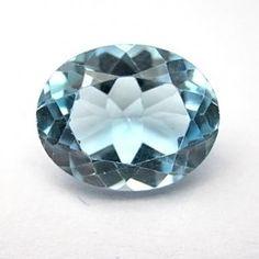 3.12 Carat Natural Blue Topaz Gemstone  #bluetopaz #gemstones #gemstonejewelry #stone #gemwiki #jewellery #astrology #astro Topaz Gemstone, Gemstone Jewelry, Blue Topaz Stone, Pink Topaz, London Blue Topaz, Astrology, Decorative Bowls, Gemstones