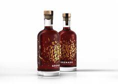 GRENADE Liqueur — The Dieline - Branding & Packaging Design