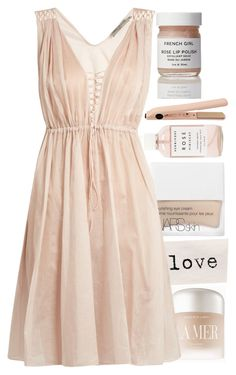 """""""&;; driving me wild"""" by basically-joc ❤ liked on Polyvore featuring Herbivore, La Mer, NARS Cosmetics, Three Graces and simpleset"""