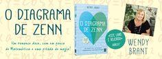 Sinfonia dos Livros: Novidade TopSeller | O Diagrama de Zenn | Wendy Br...