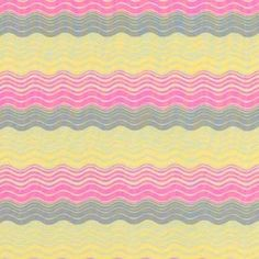 Amy Butler - Midwest Modern 1 and 2 - Ripple Stripe in Grey. I could use this as a guide for a crochet ripple blanket
