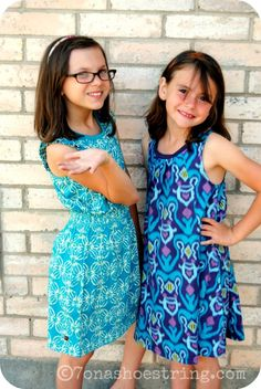 Relaxed Summer Clothing for Girls from Tea Collection