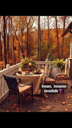 Çok güzel 🌹 Yolcu 🌹 Outdoor Furniture Sets, Outdoor Decor, Enjoy It, Cool Words, Photo Wall, Patio, Life, Instagram, Home Decor