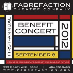 1st Annual Benefit Concert – September 8th!