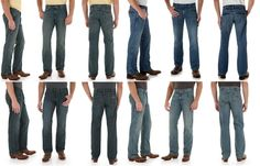 Make all the cowgirls look twice with these Retro jeans from Wrangler!  $58.00