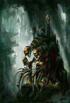 Oc, Warhammer 40k, Robots, Science Fiction, Artworks, Deviantart, Fantasy, Gallery, Inspiration