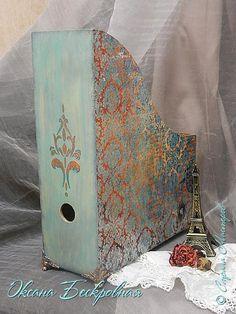 Декор предметов Декупаж Барокко шебби и просто лошадки Дерево Диски виниловые фото 12