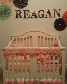 Charmed by Heirlooms - Painting a Baby Crib- Chalk Paint by Annie Sloan