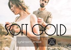 Soft Gold   LR Preset by XXICREATIVE on @Graphicsauthor
