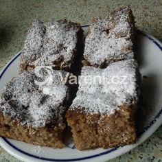 Fotografie receptu: Rychlý hrníčkový jablečný koláč Food And Drink, Fruit, Desserts, Nova, Cakes, Tailgate Desserts, Deserts, Cake Makers, Kuchen