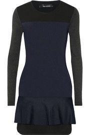 Isabel Marant Adams wool-blend mini dress