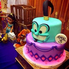 Cake Images Sonal : 1000+ images about Disney s Aladdin Cakes on Pinterest ...