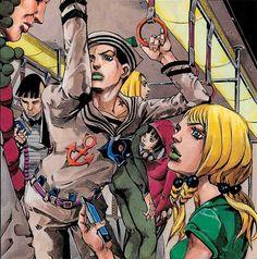 JoJo's Bizarre Adventure Part Jojo's Bizarre Adventure Anime, Jojo Bizzare Adventure, Manga Art, Manga Anime, Jojo Parts, Manga Covers, Anime People, True Art, Japanese Artists