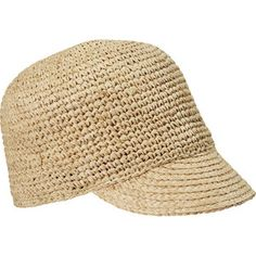 Scotch & Soda Straw Baseball Cap