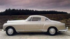 1954 Bentley R-type Continental with coach by Pininfarina
