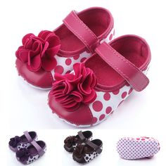 >> Click to Buy << New Baby Shoes Prewalker Print Dot Girls Toddlers Shoes+Headdress flower Bebes Infantis First Walkers Newborn Baby Girl Shoes #Affiliate