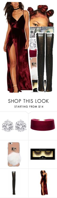 """I'm back"" by majiah-boo ❤ liked on Polyvore featuring Jewels by Viggi, Georgine and Illamasqua"