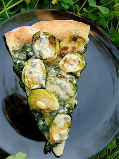 Albion Cooks: Brussels Sprout & Blue Cheese Pizza