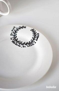 diy: como pintar porcelana