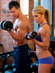 Great training tips for gaining strength and muscle and becoming a better athlete for both men and women. Follow the workout and get the body you want and deserve. UCAN IMPRESS fitness