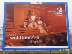 1031. - Plakat in Stockach. / 18.12.2016./