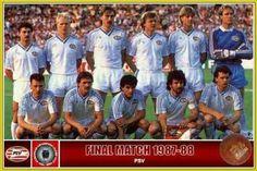 1987/88 PSV Eindhoven