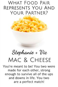Fun Quizzes, Mac And Cheese, Breakfast, Food, Morning Coffee, Essen, Meals, Macaroni And Cheese, Yemek
