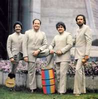 Serenata Guayanesa - one of the best known folkore groups of our time.... and two of them are my half-brothers
