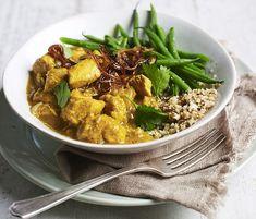 Chicken Korma - get recipe here: http://www.dailymail.co.uk/health/article-3812769/Eat-beat-diabetes-enjoy-takeaway-treats-opt-super-salad-up.html