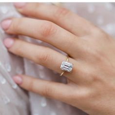 This engagement ring set was designed by Camellia Jewelry. This diamond engagement Ring is set with a round cut natural diamond set on the top of camellia flower . To achieve this stunning look, Weve created a matching diamond wedding band set in Classic Engagement Rings, Platinum Engagement Rings, Beautiful Engagement Rings, Engagement Ring Settings, Vintage Engagement Rings, Rectangle Engagement Rings, Solitaire Engagement, Baguette Engagement Ring, Wedding Rings Solitaire