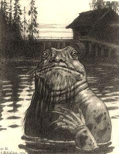 7 Creepy Creatures From Slavic Mythology
