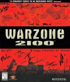 Warzone 2100 (2014/Rus/Eng) PC