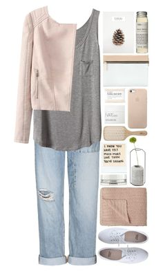 """""""Glendon"""" by respira ❤ liked on Polyvore featuring Victoria Beckham, American Apparel, McQ by Alexander McQueen, Très Pure, NARS Cosmetics, Chanel, Spécimen Editions, Philip Kingsley and Fig+Yarrow"""
