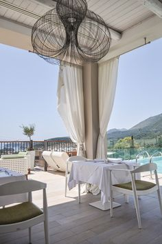 Salvator Hotel, Parga, Greece