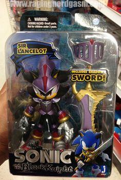Sonic and the Black Knight Sir Lancelot Sonic The Hedgehog 4, Shadow The Hedgehog, Batman Birthday, Pokemon Birthday, Sonic Figures, Action Figures, African Jungle Animals, Happy Birthday Drawings, Sonic & Knuckles