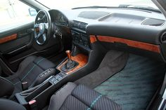Detailed Information - Splendid Automobiles Inc. Bmw E34, Bmw Alpina, E30, Bmw Interior, Car In The World, Twin Turbo, Jaguar, Cars And Motorcycles, Dream Cars