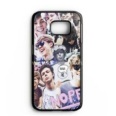 Ashton Irwin 5 Seconds Of Summer Samsung Galaxy Note 7 Case | aneend