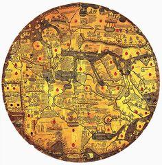 Ancient World Maps: 15th century