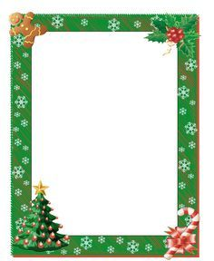 Free Christmas Borders Clipart of Christmas borders free printable boarders christmas border free page borders clipart image for your personal projects, presentations or web designs. Christmas Boarders, Free Christmas Borders, Christmas Frames, Christmas Background, Christmas Paper, Christmas Star, Handmade Christmas, Christmas Ornament, Christmas Letter Template