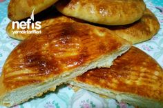 Turkish Recipes, Pastry Recipes, Hummus, Tart, Pancakes, French Toast, Food And Drink, Cooking, Breakfast