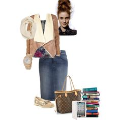 College Life-Fast Morning - Polyvore