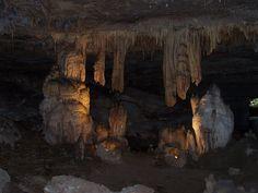 Fantastic Caverns - Springfield Missouri