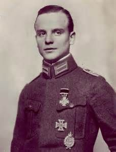 Josef Carl Peter Jacobs (15 May 1894 – 29 July 1978) was a German flying ace with 48 victories during the First World War. His total tied him with Werner Voss for fourth place among German aces. Jacobs' victory tally slowly rose, until at 24 victories (achieved on July 19, 1918) he was awarded the coveted Pour le Mérite. Jacobs would remain with Jasta 7 until the armistice; his final victory tally was 48 enemy aircraft and balloons.