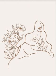 Art Drawings Sketches Simple, Pencil Art Drawings, Outline Art, Abstract Line Art, Diy Canvas Art, Minimalist Art, Minimalist Drawing, Doodle Art, Art Inspo