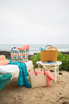 Take the beach with you wherever you go in this Boardwalk Basket. www.longaberger.com/pamelagoldhammer