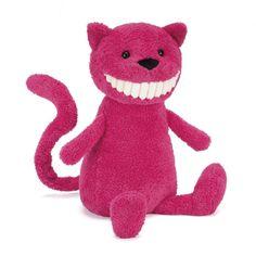 Jellycat Kuscheltier Toothy Katze 36 cm - Bonuspunkte sammeln, auf Rechnung bestellen, DHL Blitzlieferung!