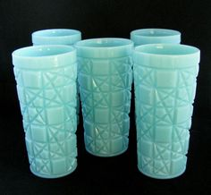 Hey, I found this really awesome Etsy listing at https://www.etsy.com/listing/230055280/vintage-1950s-fenton-turquoise-milk