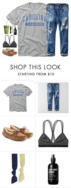 """Untitled #152"" by hannyjep on Polyvore featuring New Agenda, American Eagle Outfitters, UGG Australia, Victoria's Secret and Splendid"
