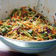 Asian Cole Slaw yummy-salads